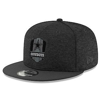 Nuova era tutti i cappelli - Nero sideline Dallas Cowboys