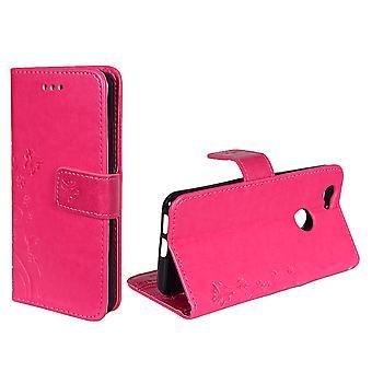 Fiori di copertura protettiva per rosa Huawei Nova mobile