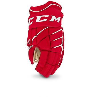 CCM Jet speed FT370 gloves junior