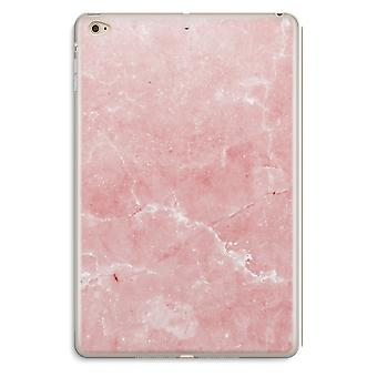 iPad Mini 4 Transparent Case (Soft) - Pink Marble
