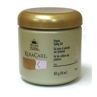 KeraCare Protein Styling Gel 16oz