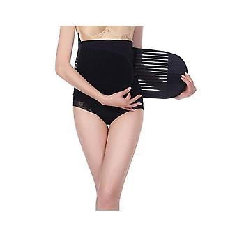 Effective cummerbund after Childbirth & Pregnancy-Black