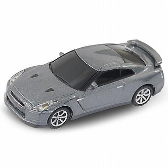 Nissan GTR coche USB Memory Stick Flash Drive 16Gb - gris
