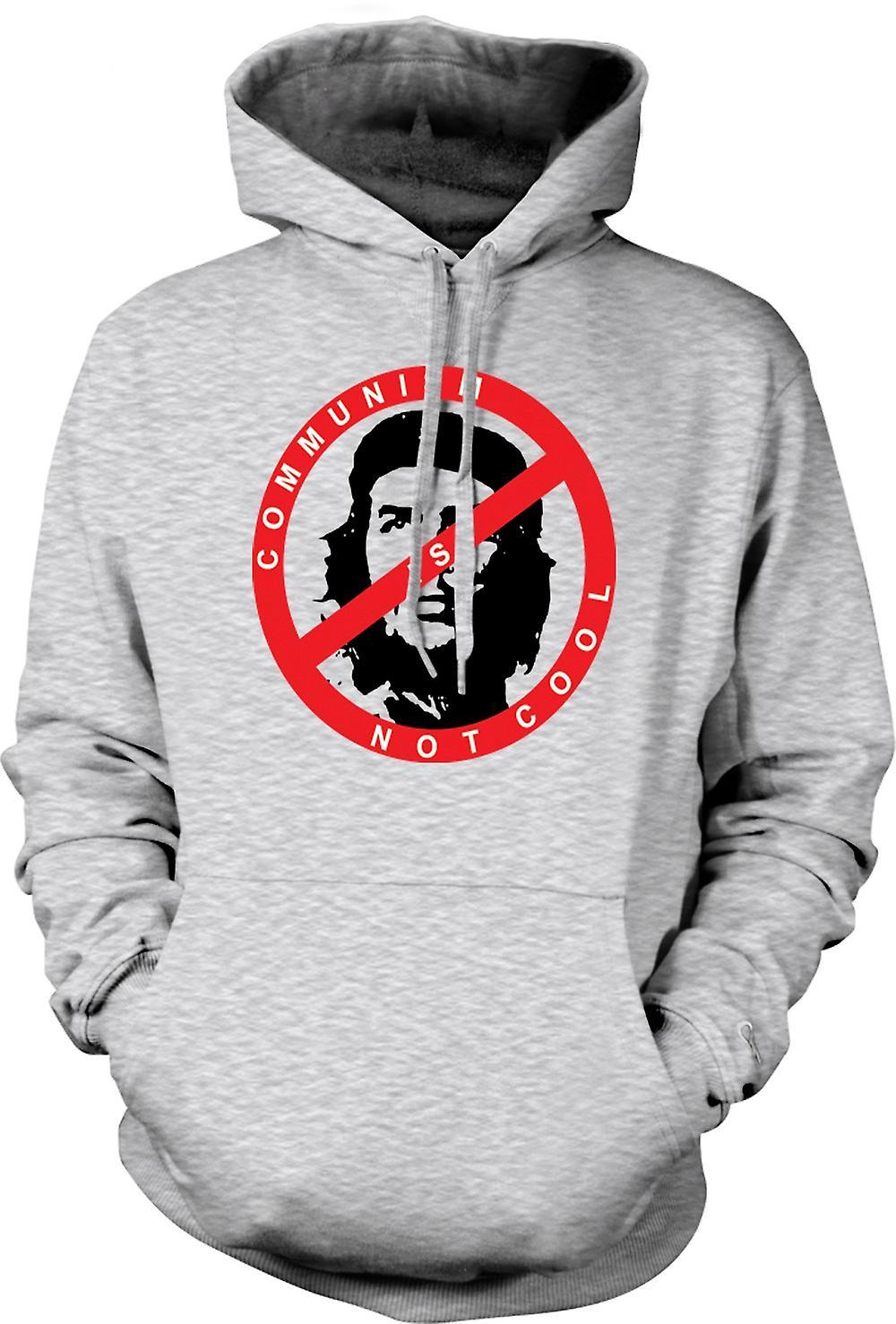 Mens Hoodie - Che Guevara Communism Cool Funny