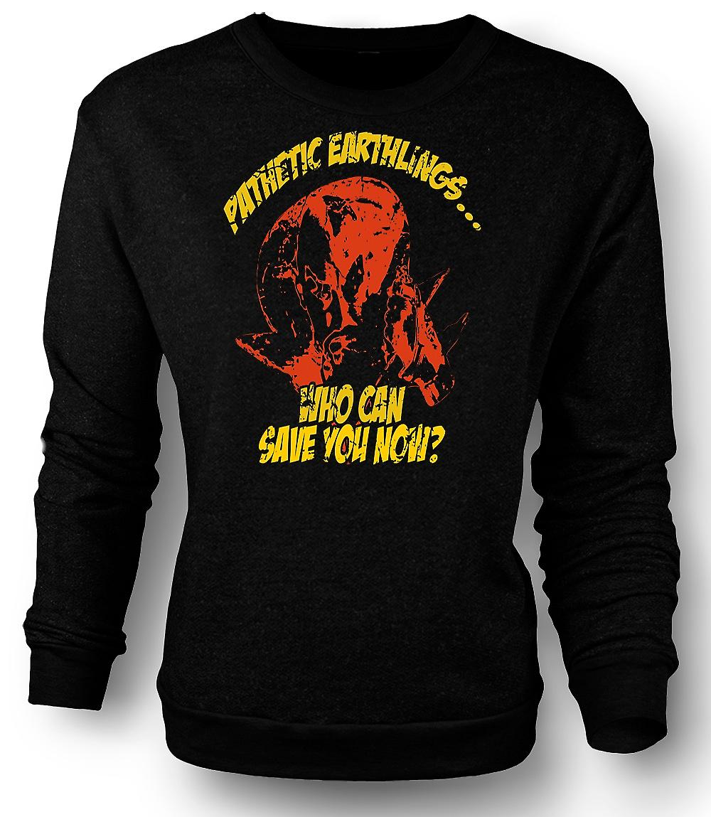 Mens Sweatshirt Flash Gordon - Ming Earthlings