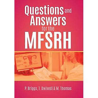 Questions and Answers for the MFSRH by Paula Briggs - 9781911510185 B