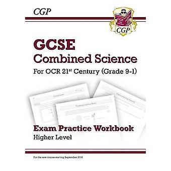 Neue Klasse-9-1-GCSE kombiniert Wissenschaft - OCR 21. Jahrhundert Prüfungsübungen W
