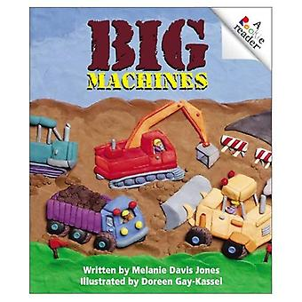 Big Machines (Rookie Readers: Level A)