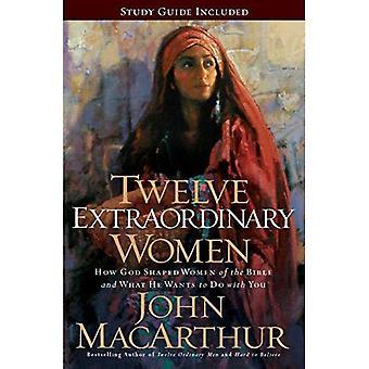 Doze mulheres extraordinárias