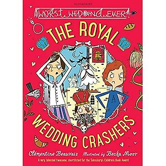 The Royal Wedding Crashers (Royal Babysitters)