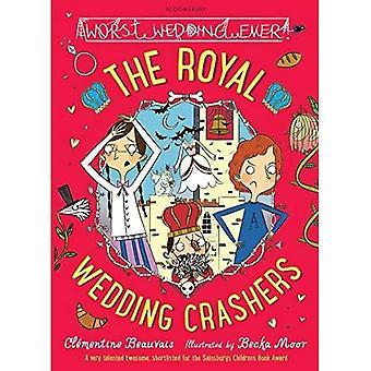 De Royal Wedding Crashers (Koninklijke Babysitters)