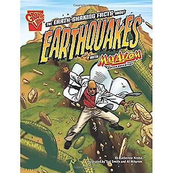Il terra tremerà fatti sui terremoti con Max Axiom, Super scienziato