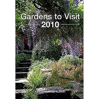 Jardins à visiter