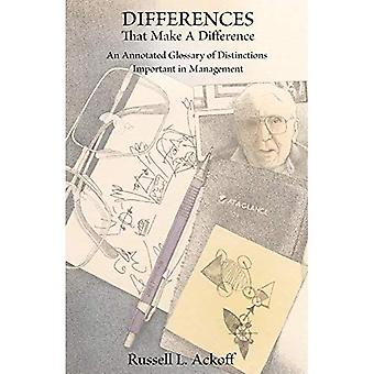Differences That Make a Difference
