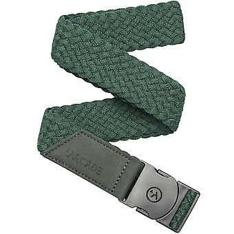 Arcade Future Weave Range Web Belt ~ Vapor green