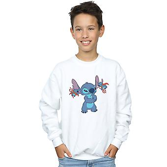 Disney Boys Lilo And Stitch Little Devils Sweatshirt