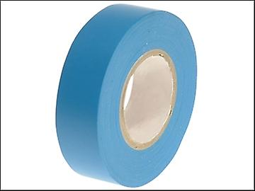 Faithfull PVC Electrical Tape Blue 19mm x 20m