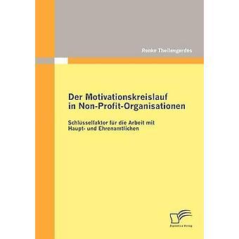 Der Motivationskreislauf en NonProfitOrganisationen Schlusselfaktor Fur Die Arbeit Mit Haupt Und Ehrenamtlichen de Theilengerdes & Renke
