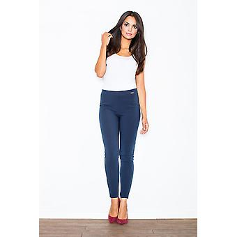 FIGL Ladies Trousers Navy