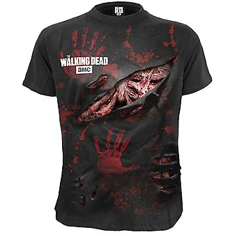 Spiral Walking Dead Daryl All Infected Ripped T-Shirt S