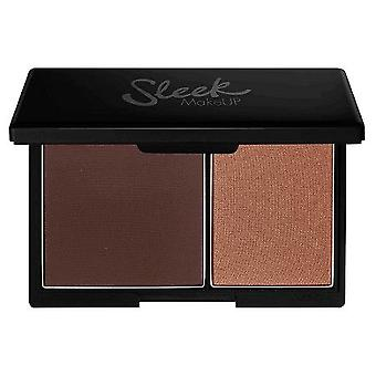 Sleek Make Up Face Contour Kit Dark