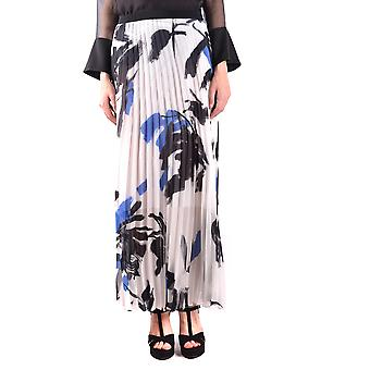 One Multicolor Polyester Skirt