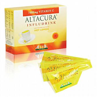 Sachets Altacure Infludrink citron chaud
