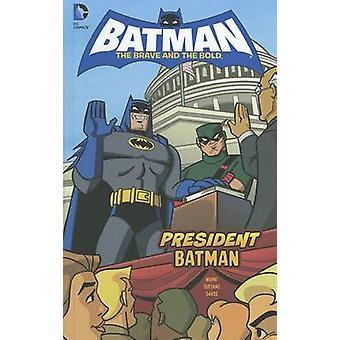 President Batman by Matt Wayne - Andy Suriano - 9781434245472 Book