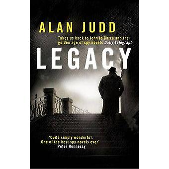 Legacy by Alan Judd - 9781847397737 Book