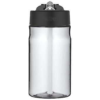 Thermos Clear Hydration Flasche mit Stroh 355ml