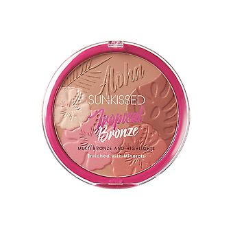 Sunkissed Tropical Bronze Multi Bronze and Highlighters 28.5g with Vitamins