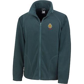 Royal Corps of transport RCT veteraan-gelicentieerd Britse leger geborduurd lichtgewicht Microfleece jas