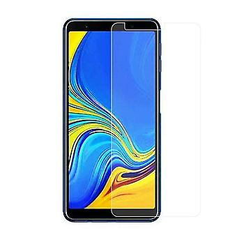 Screenprotector Tempered Glass 9H (0.3MM) Samsung A9 2018 Transparant