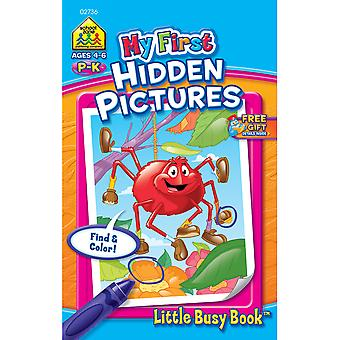 My First Little Busy Book Hidden Pictures 2736