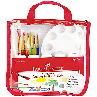 Young Artist Learn To Paint Set 14519