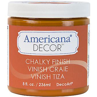 Americana Chalky Finish Paint 8Oz Heritage Adc 09