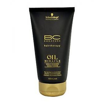 Schwarzkopf Professional Bc Oil Miracle Gold Shimmer Thick Hair Conditioner