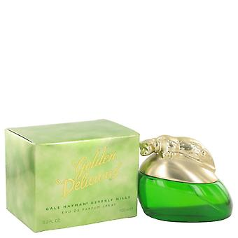 Golden Delicious By Gale Hayman Edt Spray 100ml