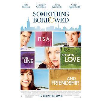 Something Borrowed Movie Poster Print (27 x 40)