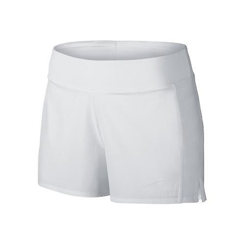 Nike Baseline Short ladies white 728785-100