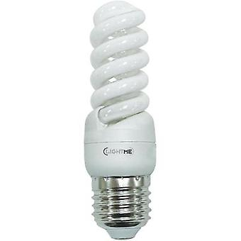 Energy-saving bulb 105 mm LightMe E27 11 W EEC: A Spiral shape Content 1 pc(s)