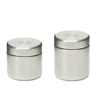 Klean Kanteen Food Can 8 or 16oz - Leak proof Stainless Steel Canister