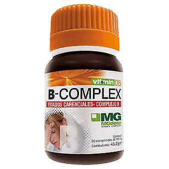 MG Dose C-06 B-Complex 60 tablets (vitamins and supplements, vitamins)