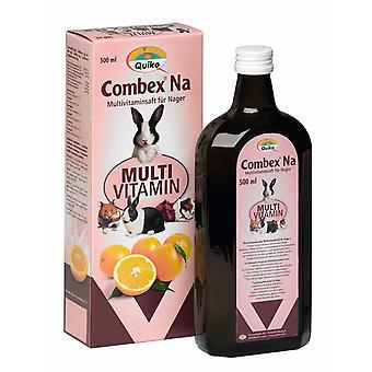 Quiko Small Animal Combex Na Multi-vitamin Supplement 500ml