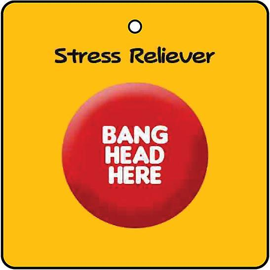 Stress Reliever Car Air Freshener