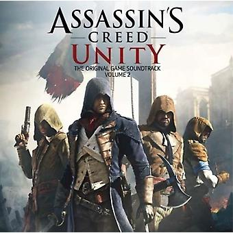 Assassin's Creed Unity 2 / Game O.S.T. by Sarah Schachner