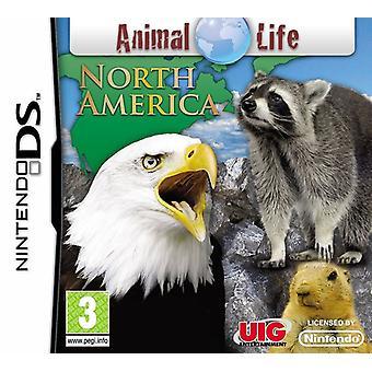 Dyreliv Nordamerika Nintendo DS spil