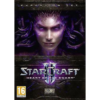StarCraft II corazón del enjambre PC/Mac DVD