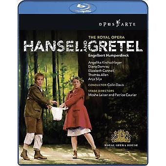 E. Humperdinck - hans & Greta [BLU-RAY] USA import