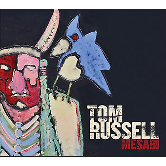 Tom Russell - Mesabi [CD] USA import